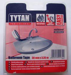 TYTAN fürdőszoba szalag, öntapadó, 38 mm x 3,35 m