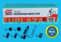 Gumijavító készlet, TT-05, mountan bike-hoz, Tip-top