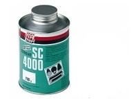 Gumiragasztó, szállítószalag ragasztó készlet, élelmiszer ipari, fehér, A komponens, SC 4000, Tip-Top, 0,7 kg + 30 g edző