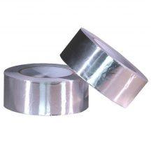 UV-álló, légtömör tömítést biztosító alumínium ragasztószalag, 5cmx50m.