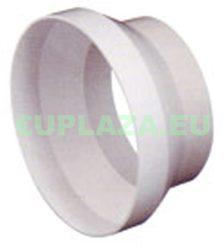 Szűkítő, KO150-29, kör keresztmetszetű légcsatornához, műanyag, 150-125 mm