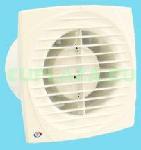 Ventilátor, Awenta WA120H, szellőzőventilátor, fali, csőcsatlakozóval, páraérzékelővel, formatervezett,  csőcsatlakozó 120 mm