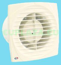 Ventilátor, AwentaWA150WP(WA27), fali, zsinórkapcsolóval, 1,4 m vezetékkel + villásdugóval, formatervezett, csőcsatlakozó 150 mm